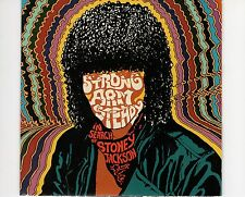 CD STRONG ARM STEADY	in search of stoney jackson EX+ (A0081)