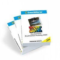 Leuchtturm 361357 Briefmarken-Katalog Dnk Deutschland seit 1849, Ausgabe 2020