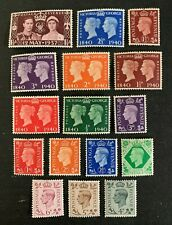 Great Britain Stamps MH