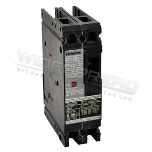 HED42B020L Molded Case 20A 480V Circuit Breaker 2Pole Sentron Series HED Circuit