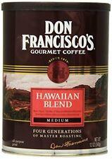 Don Francisco's Hawaiian Blend, Premium 100% Arabica Coffee Medium-Roast Ground
