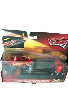 Cars 3 Lightning McQueen Diecast Car Launcher Disney
