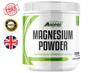 Magnesium Powder 300g - Magnesium Citrate Powder
