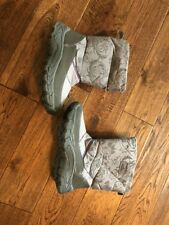Polar Edge Snow Boots, Gray and Purple Size 7 Worn twice