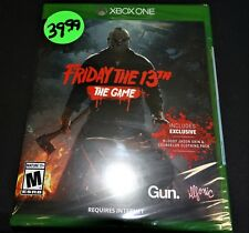 Friday the 13th: The Game for Microsoft Xbox One X1 XB1