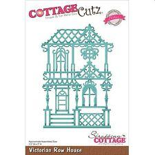 COTTAGE CUTZ ELITES VICTORIAN ROW HOUSE CUTTING DIE - NEW 2015 CCE-260