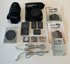 New listing Canon Rebel Xti Package Deal - Upgraded Lens, All Needed Accessories & More