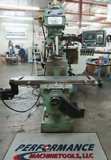 Cnc Knee Mill With Prototrak 2 Axis Cnc Control Sport K3