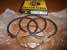NOS MC Brand Honda .75 Piston Rings 1969-1976 CB750 CB750K SOHC 13041-300-013