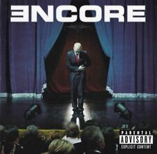 EMINEM encore (CD, album, 2004) conscious hip-hop, pop rap, very good condition