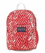 NWT JanSport Big Student Backpack - Coral Peaches Wild at Heart