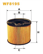 Genuine Filtron PE816/3  Fuel Filter for CITREON/FIAT/PEUGEOT/SUZUKI.