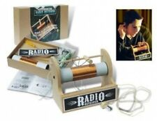 Crystal Radio Kit from Flights of Fancy