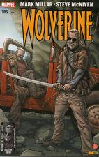 Panini Comics   SERVAL   WOLVERINE  V1    N° 185     Jan09