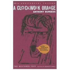 A Clockwork Orange (Restored Text) by Burgess, Anthony