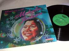 MAHALIA JACKSON Christmas With HOLIDAY LP VG++/NM/NM-