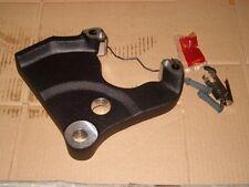 Black Rear Brake Caliper Bracket for FXD Dyna Glide-$79