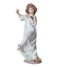 """LLADRO MADE IN SPAIN  """"DAISIES TIME OF JOY"""" 6946  MINT & REDUCED"""