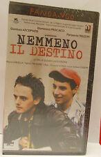 NEMMENO IL DESTINO VHS SIGILLATA OFFERTA
