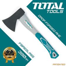 Total Tools - Hand Axe Hatchet 390mm Wood / Log Chopper Fibreglass Handle