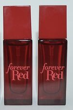 2 BATH & BODY WORKS FOREVER RED EAU DE PARFUM PERFUME TRAVEL SPRAY MIST 0.25OZ