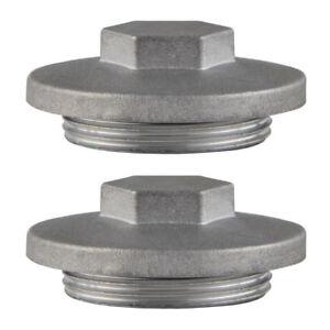 2PCS Valve Tappet Cover Adjust Cap For Honda CB400F CB550F CB750F CB900F CB1100F