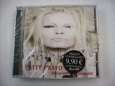 PATTY PRAVO - NELLA TERRA DEI PINGUINI - CD SIGILLATO 2011 - 11 TRACKS