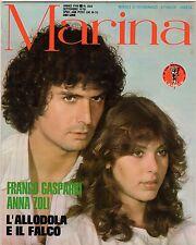fotoromanzo DMARINA ANNO 1978 NUMERO 203 GASPARRI ZOLI