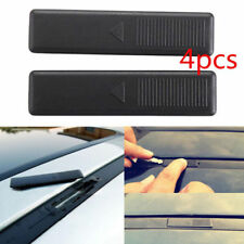 4 PCS Replacement Roof Rail Rack Moulding Clip Cover For Mazda 2 3 6 CX5 CX7 CX9