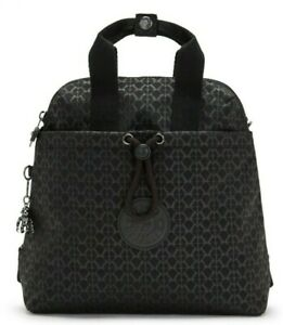 Kipling GOYO MINI Small Backpack with Adjustable Straps - Signature Embossed