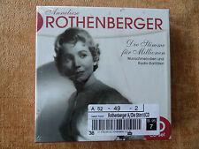 Neu/Orig.verschw. 10 CD Box, Anneliese Rothenberger - die Stimme für Millionen