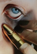Helmut Newton Sumo Photo 50x70cm American Vogue Monte Carlo 1995 Fashion Make-Up