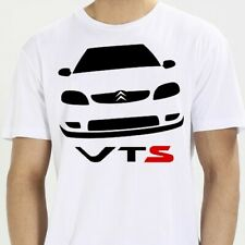 Camiseta blanca citroen saxo vts mk1