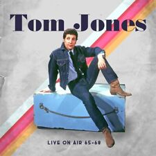 TOM JONES - Live On Air '65 – '68. New 2CD + Sealed. **NEW**