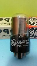 1 Ge 12Sn7 Gt A Vacuum Tube Tested New on Calibrated Hickok