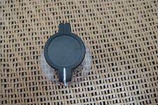 Bakelite Elma Black Marconi Type Skirted 1/4 Pedal Knob 4 Neve 1073 1080 1081