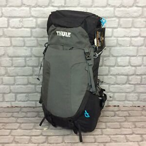 THULE CAPSTONE 50L GREY BLACK BACKPACK RUCKSACK TRAVEL BAG RRP £145 T