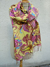 Scarf Stole Women's Scarf Wool Scarf New Mel & Davis Multicolour Print M&D-CO01