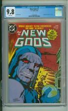 New Gods #1 CGC 9.8 Reprints New Gods # 1-2(2-5-71) 1984