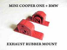 BMW Mini Cooper ONE rear Rubber Exhaust Mount Hanger Silencer