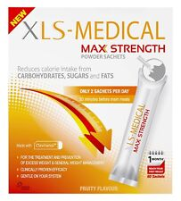 XLS Medical Max Strength Sachets - NEW DIET / WEIGHT LOSS - BEST VALUE!!!