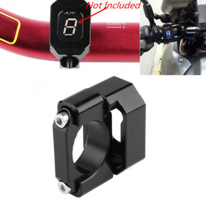 Gear Display Speed Indicator Bracket Mount Motorcycle Gauge Mounting Accessories