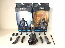Marvel Legends Black Panther T?Challa T?Chaka Shuri M?baku BAF Chadwick Boseman