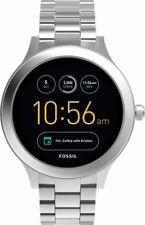 Fossil - Q Venture Gen 3 Smartwatch Stainless Steel - Silver FTW6003