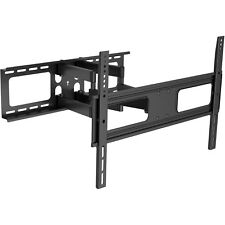 """Crest EXTRA STRONG FULL MOTION TV WALL MOUNT Large, Fits Screens From 37"""" To 90"""""""