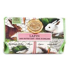 Michel Design Works Bath Soap Bar 9 Oz. - Lapin