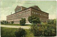 1900's 1910's Pension Office Building View Washington DC Vintage Postcard