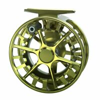 Lamson Guru S Fly Reel Size 3+ Color Olive Green NEW