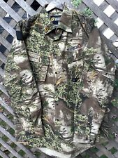 Scent Shield RECON Camo Camouflage Long Sleeve Button Down Hunting Shirt 2XL