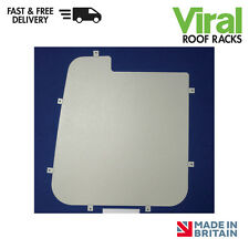 Vauxhall Combo 2001-2012 Van Rear Window Security Blanks Steel
